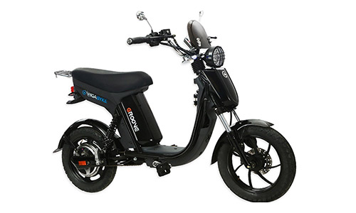 GIGABYKE GROOVE 48V Electric Moped for Adults
