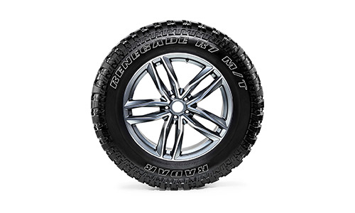 Radar Renegade R7 Mud Terrain Radial Tire