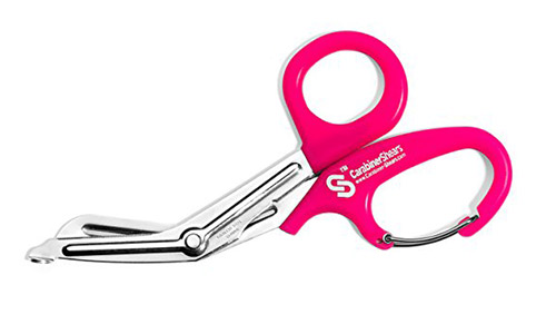 Carabiner-Shears EMT Trauma Shears