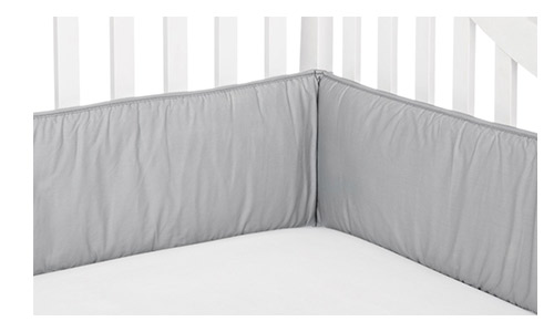 Top 10 Best Breathable Crib Bumper In 2019 Reviews