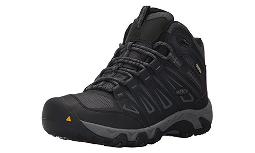 KEEN Men's Oakridge Hiking Boot