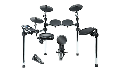 Alesis Command Kit/Eight-Piece Electronic Drum Set.