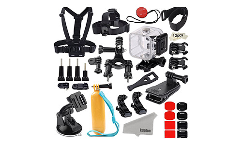 Kupton Accessories for GoPro