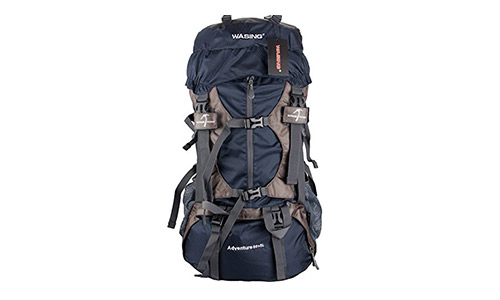 WASING Internal Frame Backpack Hiking Backpack