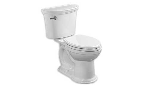 American Standard Heritage Vormax 1.28 GPF Elongated Toilet 2 Piece