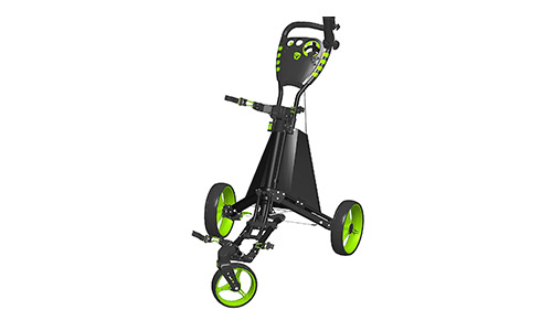 Spin It Golf Products, LLC Golf Push Cart