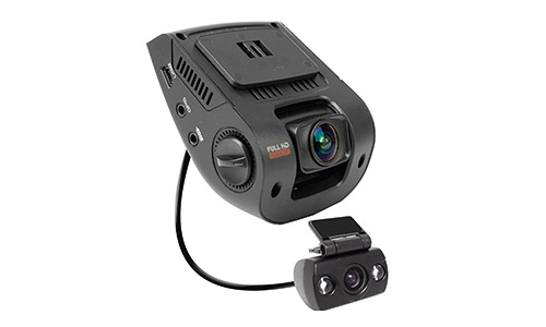 Rexing V1P Dual Channel Dashboard Camera