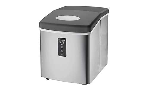 Ice Machine - Portable, Counter Top Ice Maker MachineTG22 By ThinkGizmos