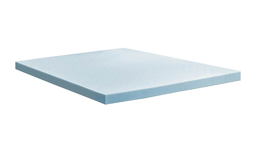 LUCID 3-inch Gel Mattress Topper