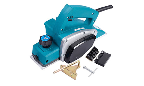 Power Tools Gopus Powerful Electric Wood Planer Door Plane Hand Held Woodworking Surface New