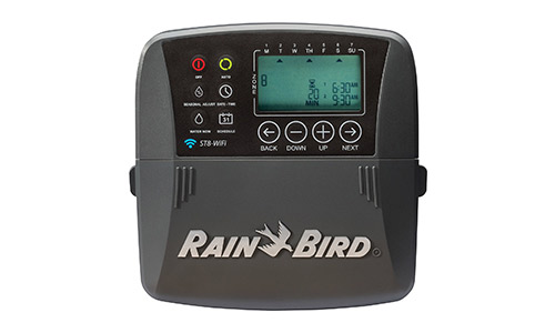 rain Bird ST81-WIFI Smart Indoor WIFI sprinkler controller.
