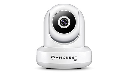 Amcrest Ultra HD 2K (3MP/2304TVL) Wi-Fi Video Security IP Camera