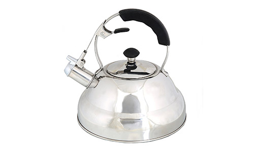 Foodie Aid Whistling Stove Top Kettle Teapot
