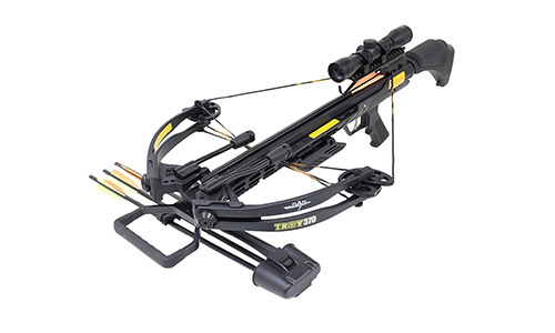 370 SAS Troy Hunting Crossbow