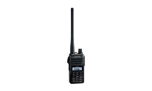 Yaesu Original Dual-Band Rugged & Compact Handheld Transceiver
