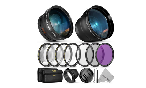 Digital Goja Lens and Filter kit