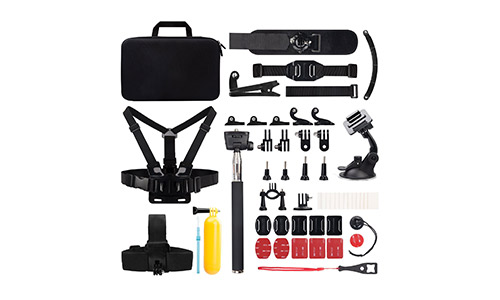 Victure Action Camera Accessories