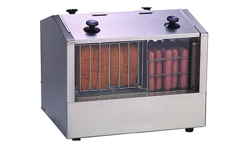 Antunes HDH-3 Hot Dog Hutch