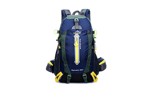 #MLTbRich 40L Hiking Daypack, Waterproof Backpack
