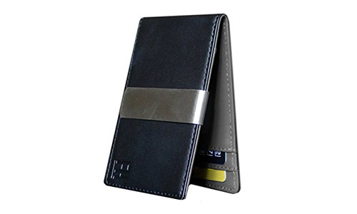 F&H Slim Leather Wallet
