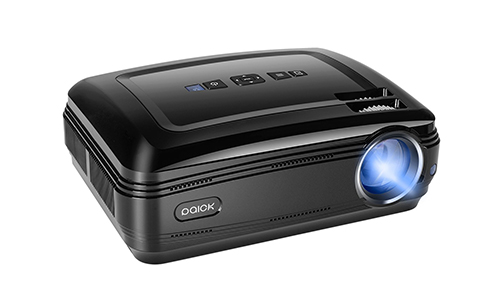 Paick 3200 Lumens LED Video Projector