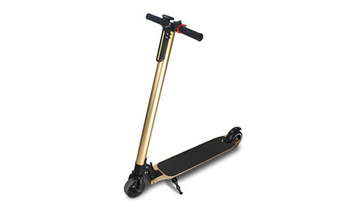 HAITRAL Foldable Electric Scooter with LED light