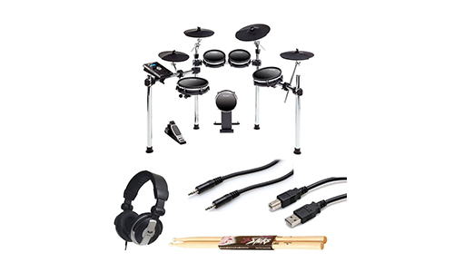 DM 10 MKII Studio Kit Nine Piece Electronic Drum Kit.
