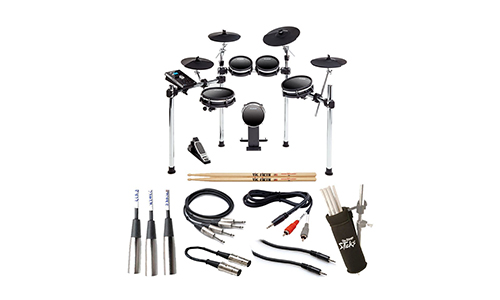 Alesis DM10 MKII Studio Kit Nine-Piece Electronic Drum.