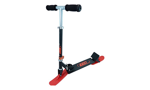 RAILZ Youth Snow Kick Scooter
