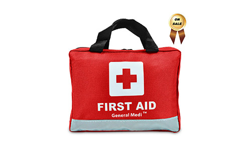 General Medi Professional First Aid Kit