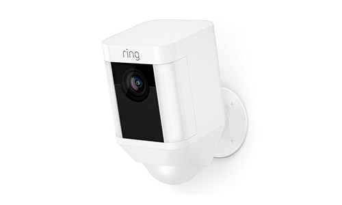 Ring Spotlight Cam Battery HD Security Camera