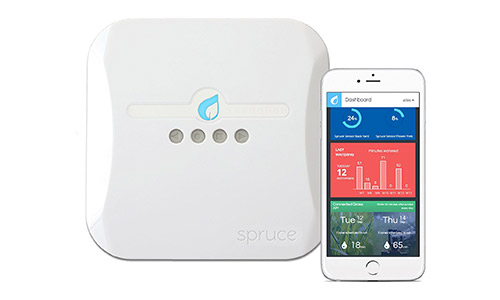 Spruce Irrigation 16 Zone Smart Wifi controller.