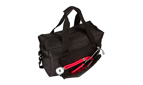Trademark Innovations Nylon Padded Medical Bag