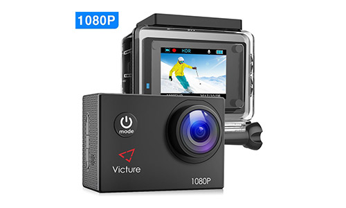 Victure Action Camera