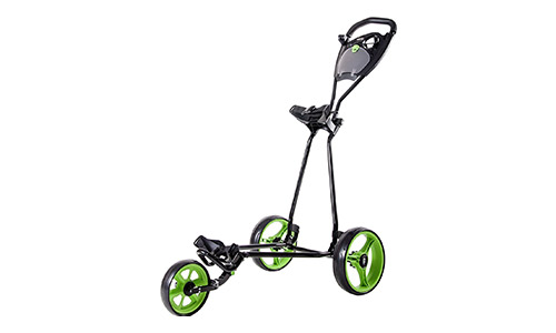 Merax 3 Wheels Golf Push Cart