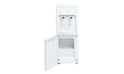Best Choice Products 5 Gallon Top-Loading Hot Cold Water Cooler Dispenser - White