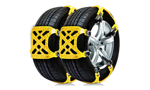 Snow Tire Chains Anti-skid Chain Mud Chains Anti-slip Chains for Cars Truck