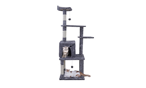 PAWZ Road Cat Tree Kitten Activity Tower