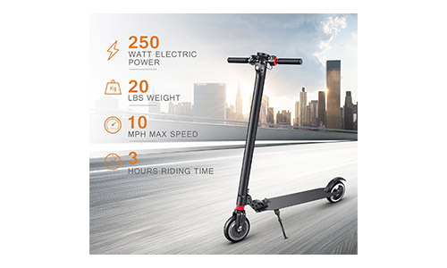 Electric Scooter Bibene Folding