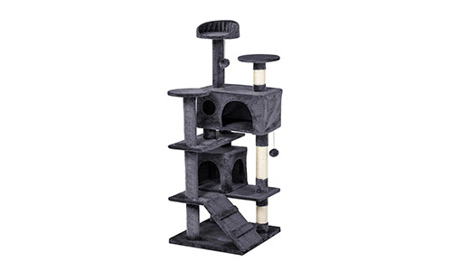 Yaheetech Cat Tree Tower Condo