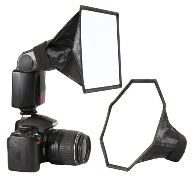 Waka 2 Pack Flash Diffuser Light Softbox