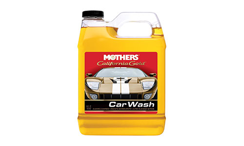 Mothers 05664 Gold Car Wash (California)
