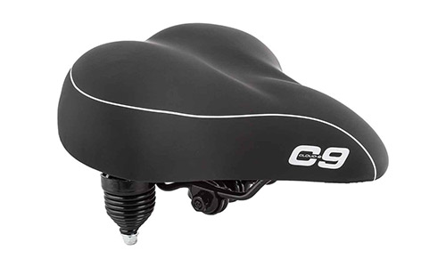 Cloud-9 SuperSoft Padding with Flex Support Base Bike Saddle
