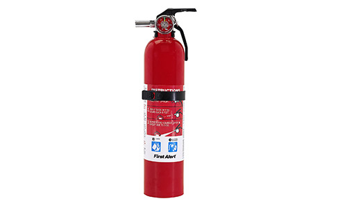 First Alert Workshop Fire Extinguisher