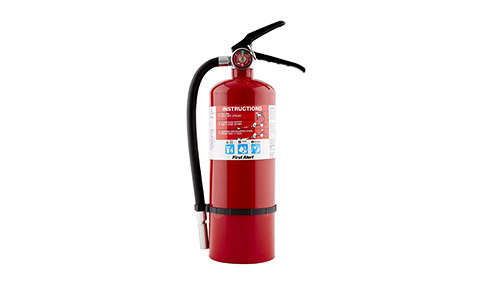 First Alert Rechargeable Plus Fire Extinguisher