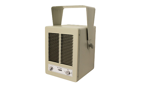 King Single Phase Paw Unit Heater