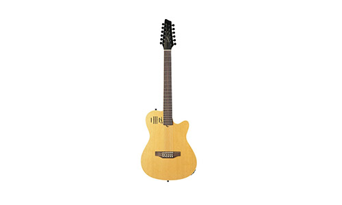 Godin A12 Two-Chambered Electro-Acoustic Guitar (Natural)