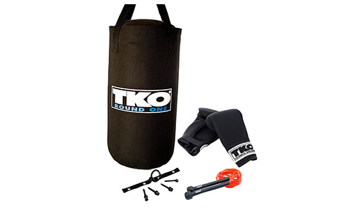 By TKO All Purpose Heavy Bag Set for Children