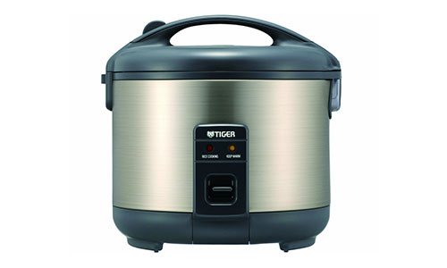 Tiger Corporation Tiger 5.5-Cup Uncooked Rice Cooker