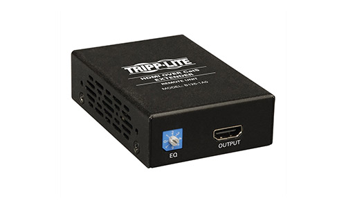 Tripp Lite Receiver for Video and Audio